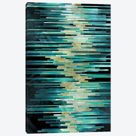 Spirit With Mechanism Canvas Print #AIC10} by 5by5collective Canvas Art Print