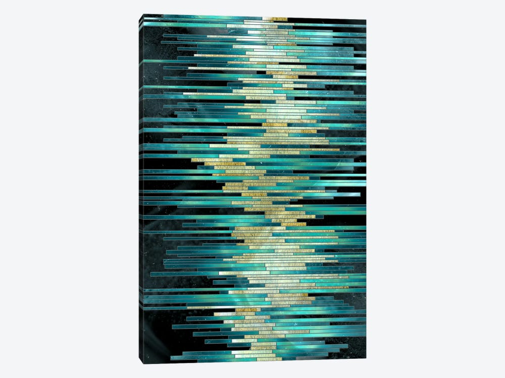 Spirit With Mechanism by 5by5collective 1-piece Canvas Art