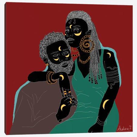 Love Canvas Print #AIF25} by Aislinn Finnegan Canvas Art