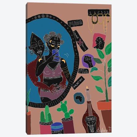 In My Room Canvas Print #AIF44} by Aislinn Finnegan Canvas Artwork