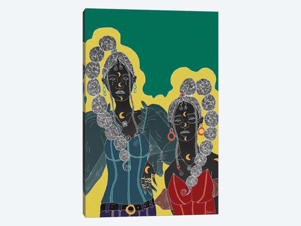 Sisterhood by Aislinn Finnegan 1-piece Canvas Art Print