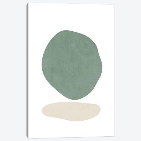 Landscape Shapes XXIV Canvas Print #AII118} by amini54 Canvas Art Print