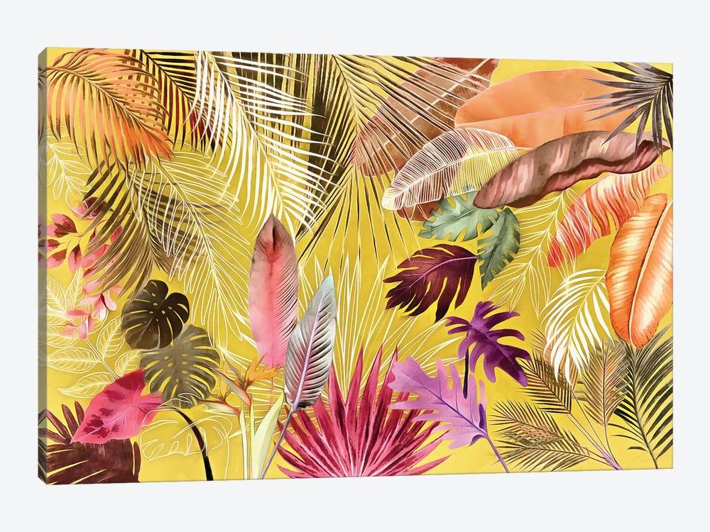 Tropical Foliage VII by amini54 1-piece Art Print