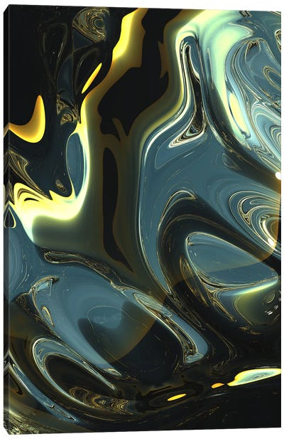 Turbulence I Canvas Art Print