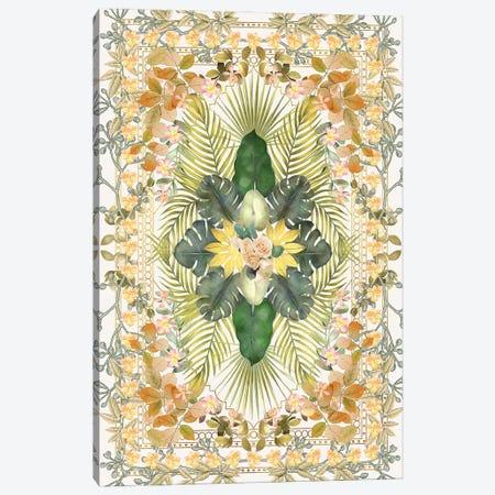 Tropical Foliage IX Canvas Print #AII133} by amini54 Canvas Art Print