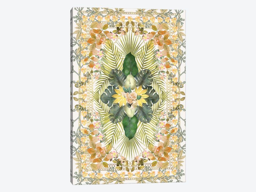 Tropical Foliage IX by amini54 1-piece Canvas Art Print