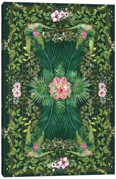 Tropical Foliage X Canvas Art Print