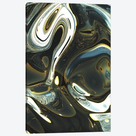 Turbulence III Canvas Print #AII138} by amini54 Canvas Print