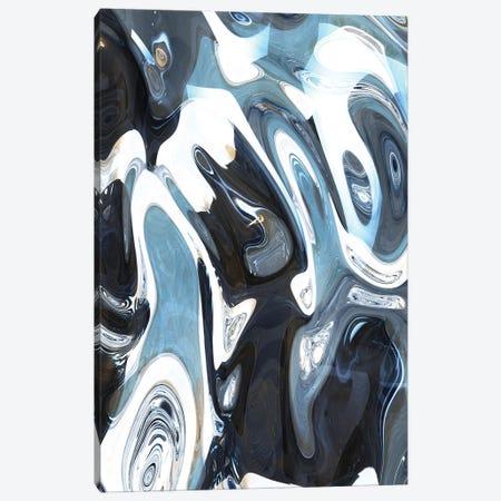 Turbulence VI Canvas Print #AII140} by amini54 Canvas Art