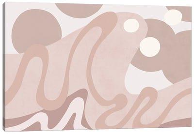 Waves VII Canvas Art Print