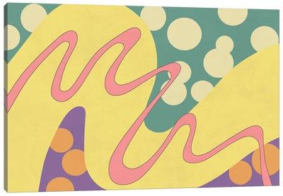 Waves IX Canvas Art Print