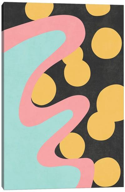 Waves XXI Canvas Art Print