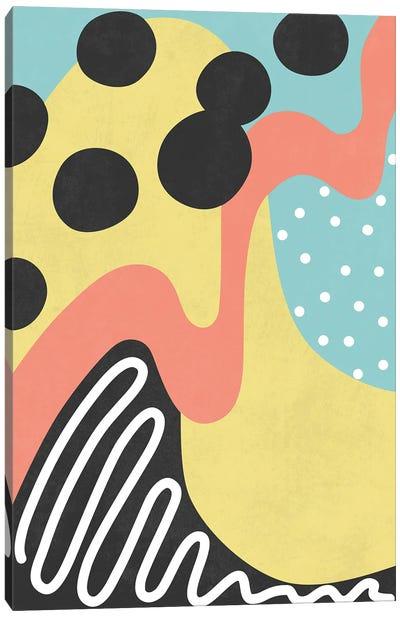 Waves XXII Canvas Art Print
