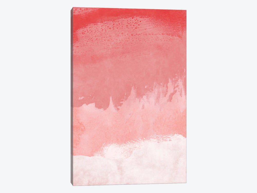 Minimal Landscape Pink II by amini54 1-piece Canvas Artwork