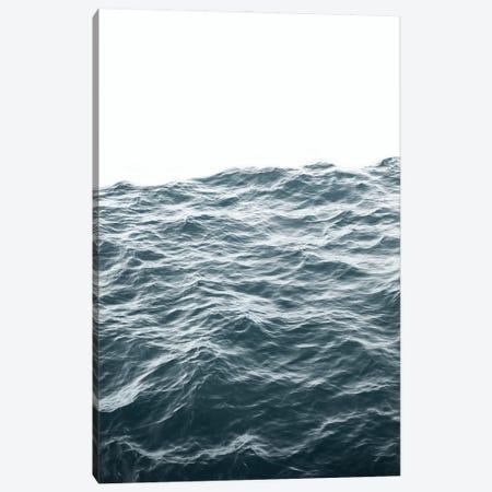 Ocean VIII Canvas Print #AII201} by amini54 Art Print