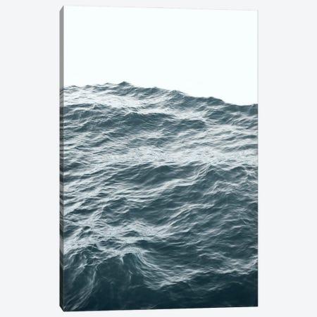 Ocean IX Canvas Print #AII202} by amini54 Art Print