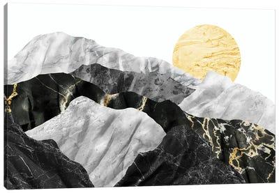 Marble Landscape IV Canvas Art Print
