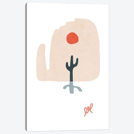 Desert Shapes XXXI Canvas Print #AII93} by amini54 Canvas Print