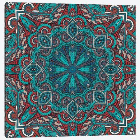 Moroccan Sea I Canvas Print #AIM17} by Aimee Stewart Canvas Wall Art