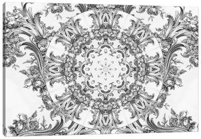 Mandala Series: Ornate Musings I Canvas Print #AIM19