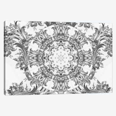 Ornate Musings I Canvas Print #AIM19} by Aimee Stewart Art Print