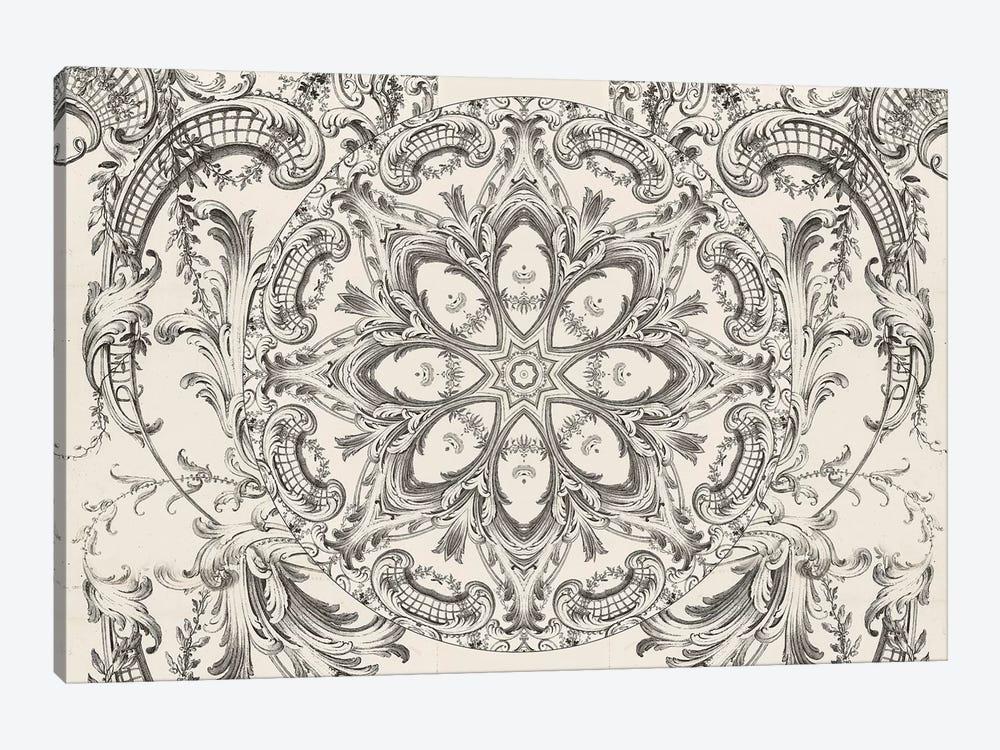 Scrollwork Daydreams by Aimee Stewart 1-piece Canvas Art