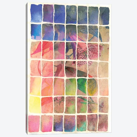 Rainbow Canvas Print #AIM29} by Aimee Stewart Canvas Artwork