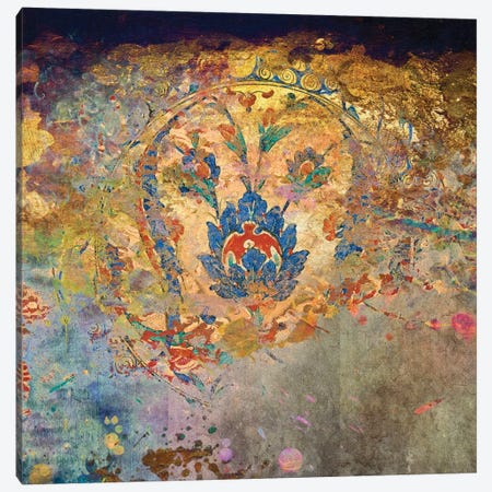 Blue Temple Canvas Print #AIM2} by Aimee Stewart Canvas Art