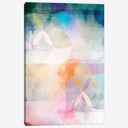 The Story Of Clouds Canvas Print #AIM33} by Aimee Stewart Art Print