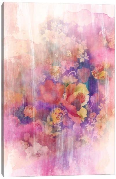 April Canvas Art Print