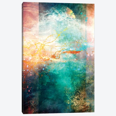 Ecstatic I Canvas Print #AIM49} by Aimee Stewart Canvas Art