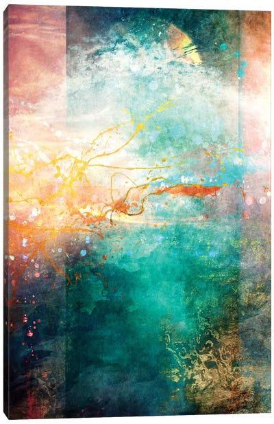 Ecstatic I Canvas Art Print