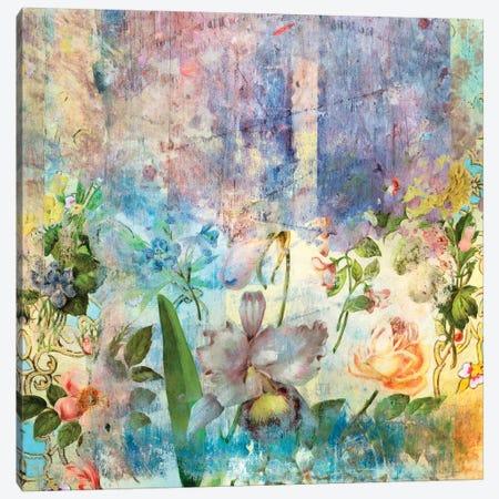 Fresh Bloom Canvas Print #AIM4} by Aimee Stewart Canvas Art Print
