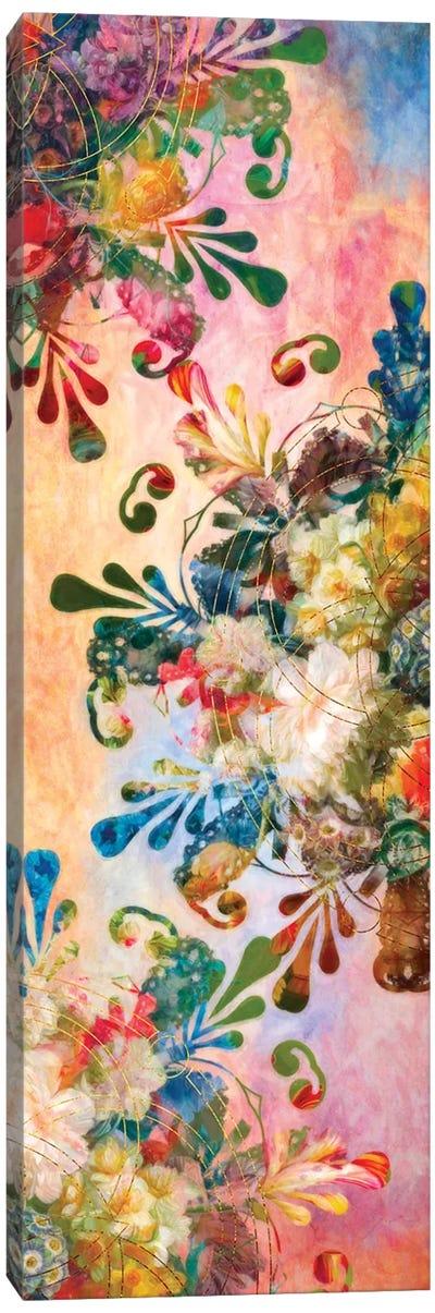 Flower Mandala Canvas Art Print