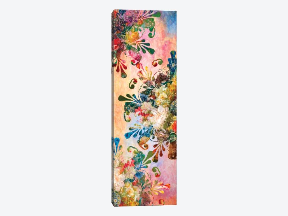 Flower Mandala by Aimee Stewart 1-piece Canvas Artwork