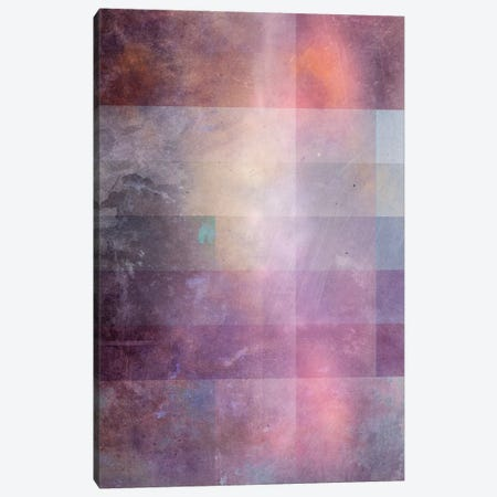 Dusk In The City Canvas Print #AIM8} by Aimee Stewart Canvas Artwork