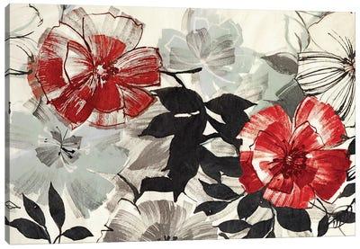 Love & Pearls Canvas Art Print