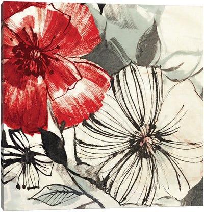 Red Gems I Canvas Art Print