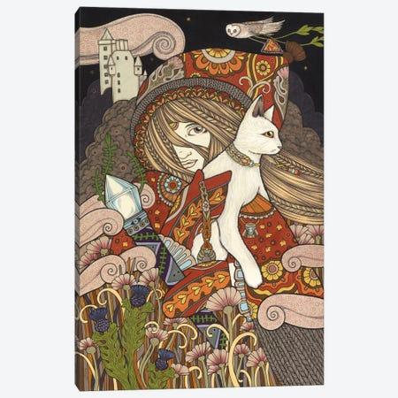 The Visionary Canvas Print #AIV101} by Anita Inverarity Canvas Art Print