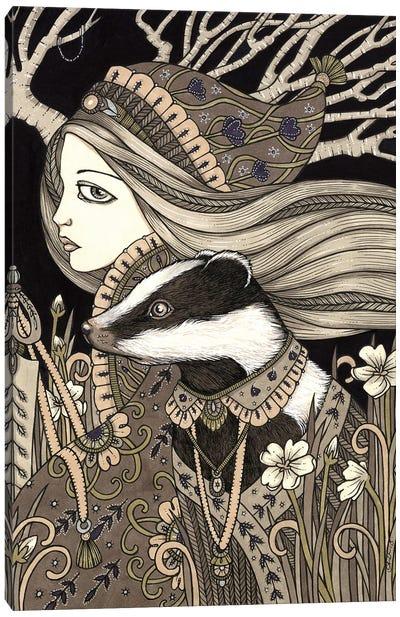 Vasilisa Canvas Art Print