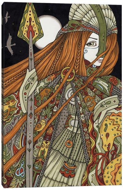 Boudica Canvas Art Print