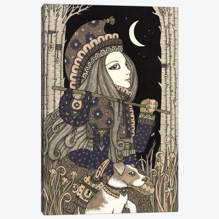 Naivus Canvas Print #AIV52} by Anita Inverarity Canvas Artwork