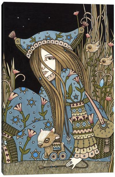 Neito Canvas Art Print