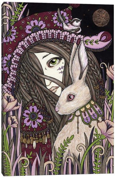 Saviour Of The Spring Canvas Art Print