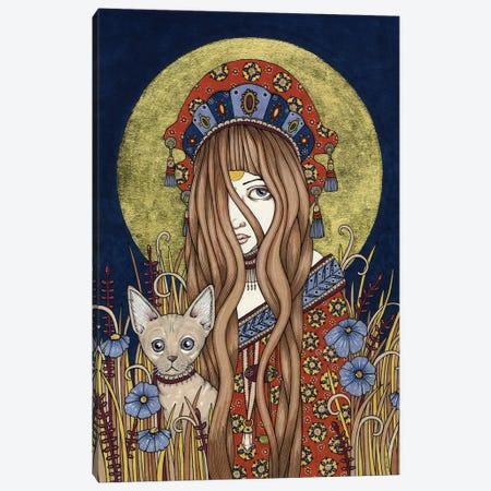 Svetlana Canvas Print #AIV86} by Anita Inverarity Canvas Artwork