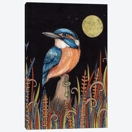 The Fisherman's Key Canvas Print #AIV90} by Anita Inverarity Canvas Art