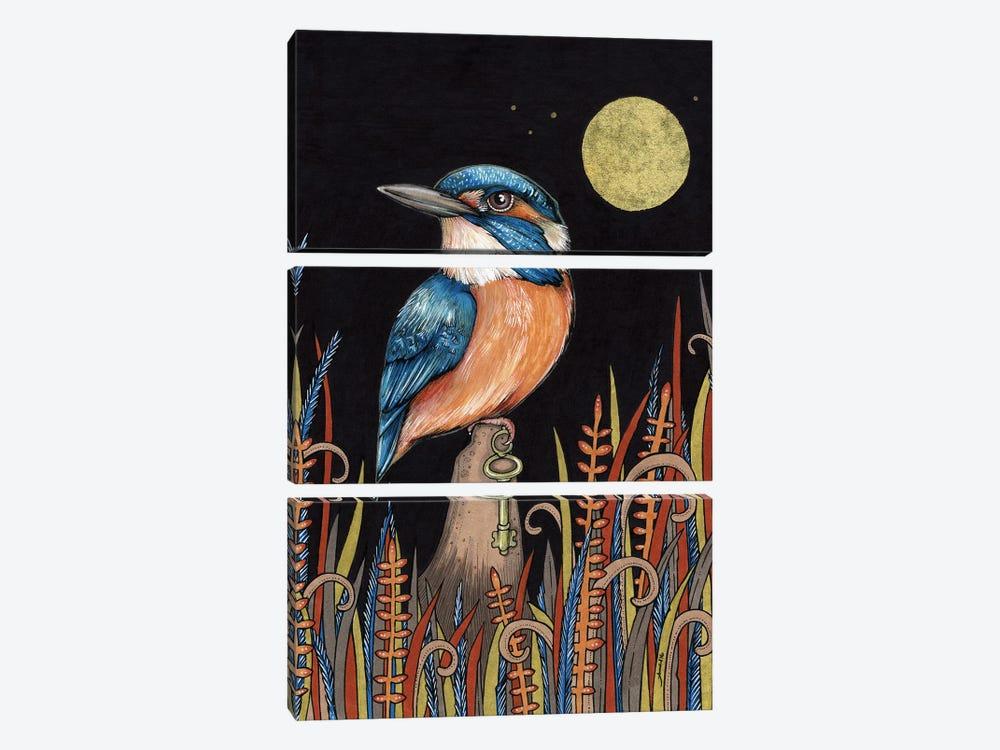 The Fisherman's Key by Anita Inverarity 3-piece Art Print