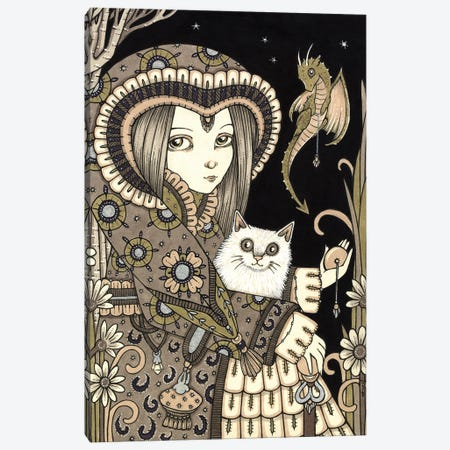 The Oracle Canvas Print #AIV97} by Anita Inverarity Canvas Print