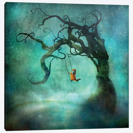Willfred Canvas Print #AJA41} by Alexander Jansson Canvas Wall Art