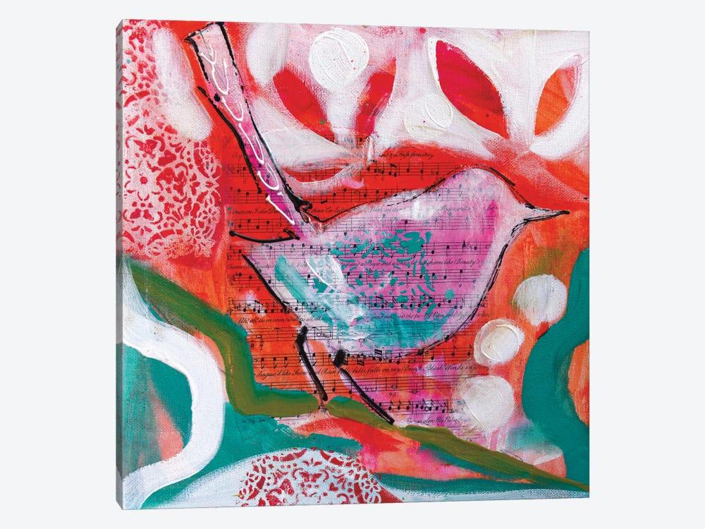 Petite Bird III by Amanda J. Brooks 1-piece Art Print